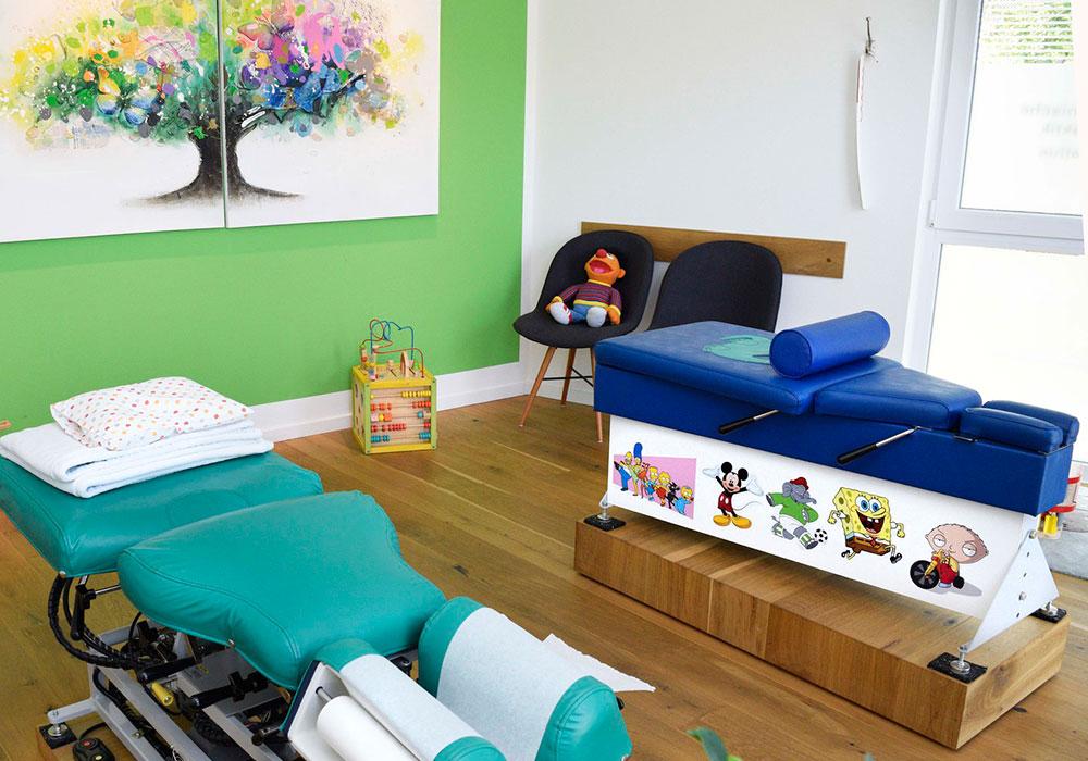 Behandlungsraum für Kinder